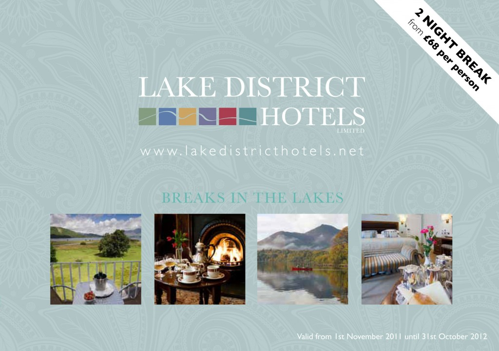 special breaks at lake district hotels