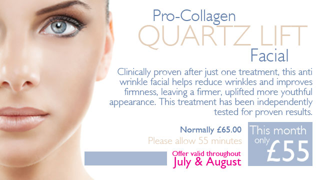 Pro-Collagen Quartz Facial