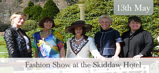 Fashion Show at the Skiddaw