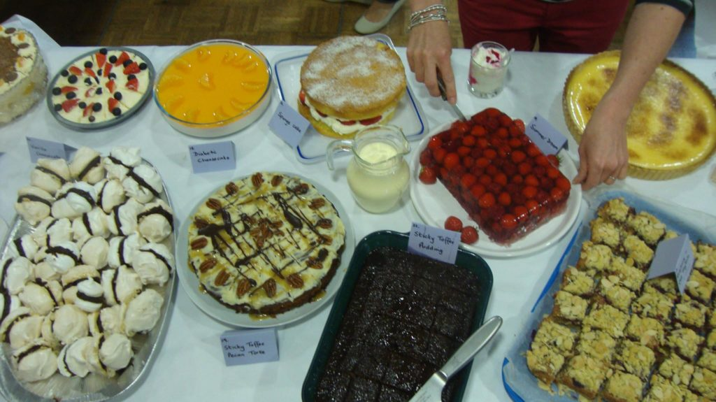 Annual Pudding Festival
