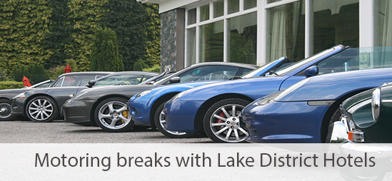 Motoring breaks with Lake District Hotels