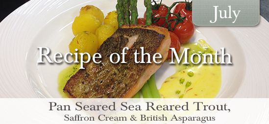 Recipe of the month July 2014