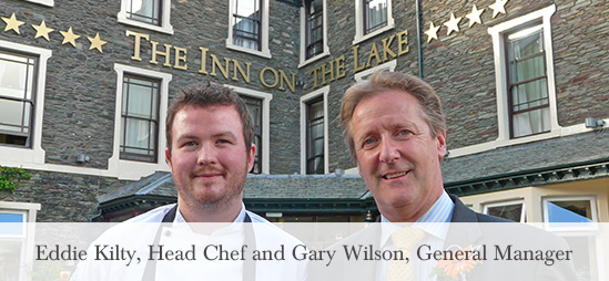 The Lake View Restaurant retain AA Rosette