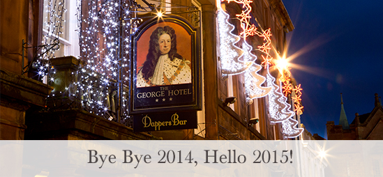 New Year at the George Hotel