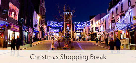 Christmas Shopping Break with Lake District Hotels