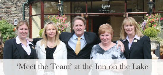 Meet the Team from the Inn on the Lake