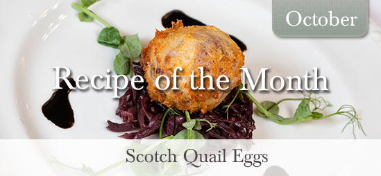 Recipe of the Month October 14