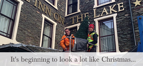Christmas Celebrations at Lake District Hotels