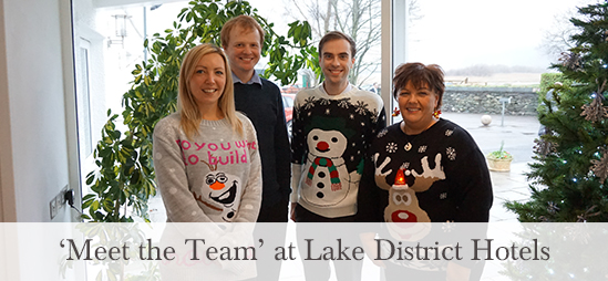 Meet the Team at Lake District Hotels