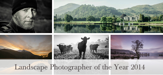 Landscape Photographer of the Year 2014 returns to the Inn on the Lake