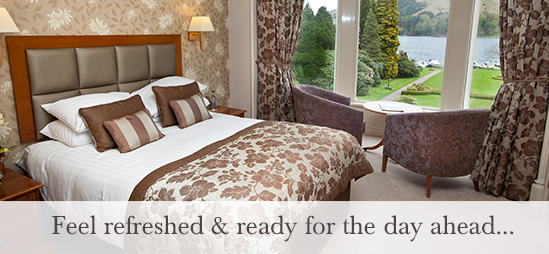Sealy beds for a great night sleep at Lake District Hotels