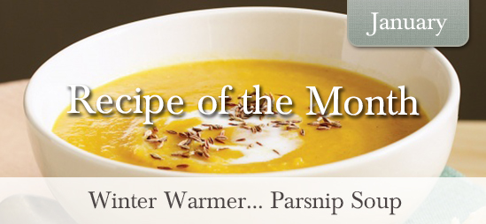 Recipe of the Month January 2015