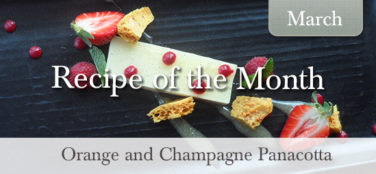 March Recipe of the Month