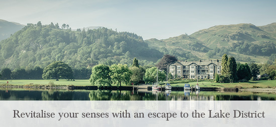 Revitalise your senses with an escape to the Lake District