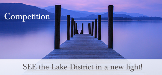 WIN a weekend stay at oe of our Lake District Hotels