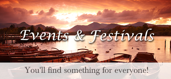 Events and Festivals In and Around Keswick
