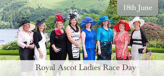 Royal Ascot Ladies Day 2015