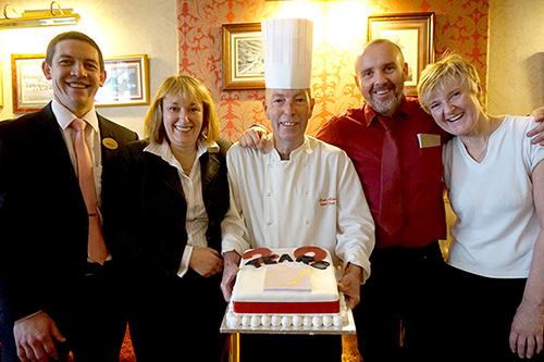 The Skiddaw Hotel's birthday break