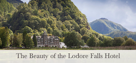 The Brains Behind the Beauty at the Lodore Falls Hotel
