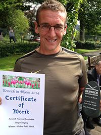John Curran, Head Gardener