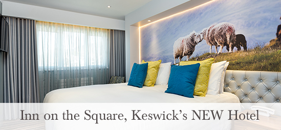 Inn on the Square, Keswick's NEW Hotel