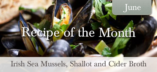 Recipe of the Month June 2015