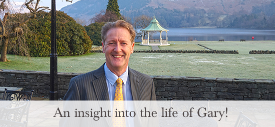 Meet Gary Wilson, General Manager at the Inn on the Lake
