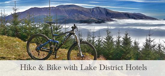 Hike & Bike with Lake District Hotels