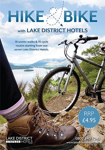 Hike & Bik with Lake District Hotels