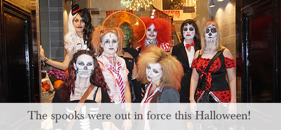 Halloween Celebrations in Keswick