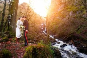 Weddings at the Lodore Falls Hotel