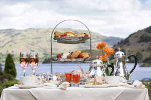 Afternoon Tea at the Inn on the Lake