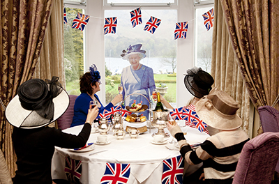 Royal Afternoon Tea fit for a Queen