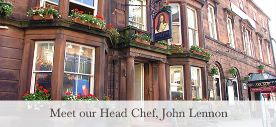 Meet our Head Chef, John Lennon