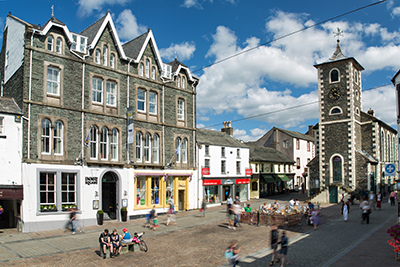 Inn on the Square in Keswick