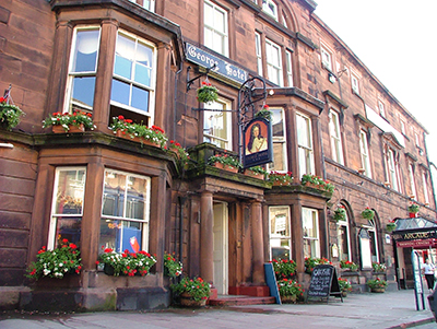 The George Hotel in Penrith