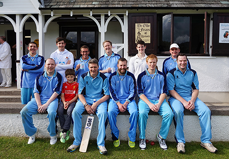 Lake District Hotels cricket team 2015