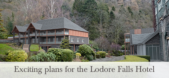 Lodore Falls Reveals 7m Hotel Extension & Spa