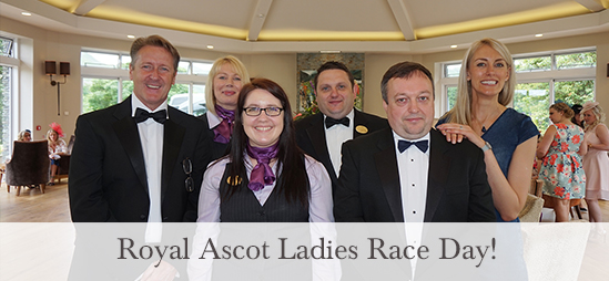 Royal Ascot Ladies Race Day at the Inn on the Lake