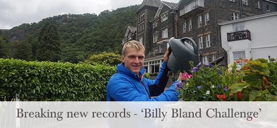 Billy Bland Challenge