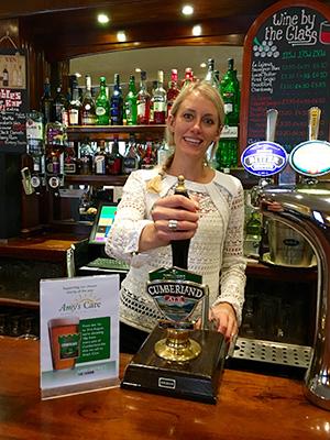 Dani Hope, Marketing Director of Lake District Hotels