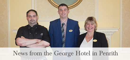News from the George Hotel