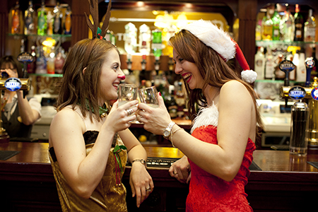 Christmas Party Nights at the George Hotel