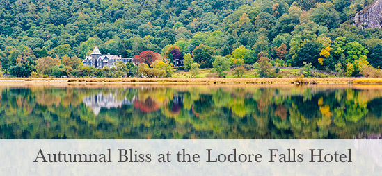 Autumnal Bliss at the Lodore Falls Hotel