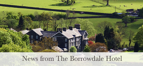 News from the Borrowdale Hotel
