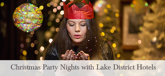 Christmas Party Nights with Lake District Hotels