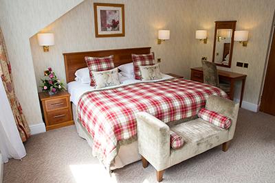 Comfortable bedrooms!