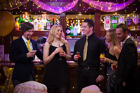 Christmas Party Nights at the Skiddaw Hotel
