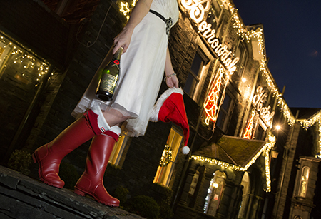 Christmas Party Nights at the Borrowdale Hotel