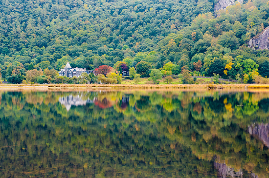 The Lodore Falls Hotel, in the pretty Borrowdale Valley